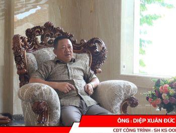 Ông Dương Mạnh Tiến, CEO tập đoàn BBX Việt Nam