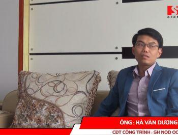 Ông Hà Văn Dương, GĐ Công ty Thang Máy Đức Anh