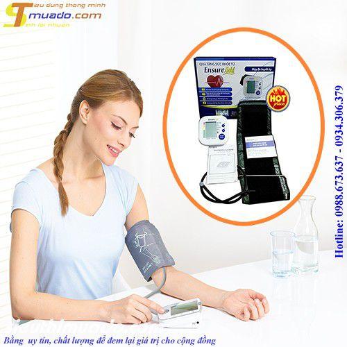 Máy đo huyết áp điện tử đo bắp tay Ensure Gold