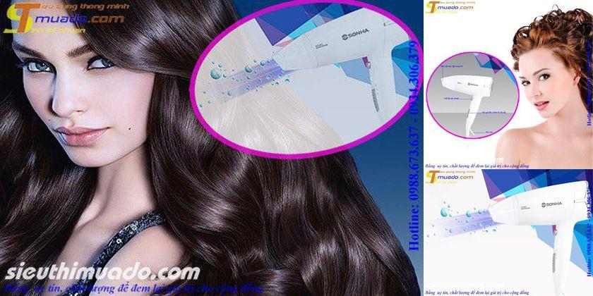 Máy sấy tóc sơn hà SHK 3112